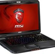 Ноутбук MSI MSI GT780DXR-812KZ фото