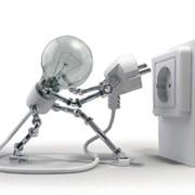Монтаж электроосвещения, работы по электроосвещению фото
