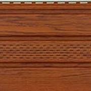 Софит с перфорацией VOX Nature SVP-07 3000x300 мм Дуб Золотой фото
