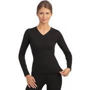 Термобельё футболка с длинными рукавами женская CLIMA CONTROL (Linea Dori) фото