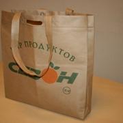 Эко-сумка для покупок (спанбонд) фото