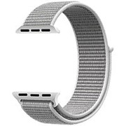Нейлоновый ремешок Sport Loop Seashell для часов Apple Watch 42mm фото