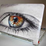 Печать на ноутбуках и телефонах фото