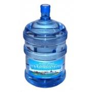 Вода питьевая «Славянская» 18,9 л фото