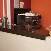 Мебель для баров , кафе, ресторанов из искусственного камня фото