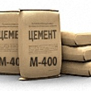 Цемент М 400 фото