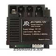 Контроллер 4WD 2.4G JR1738RX-12V для электромобиля c полным приводом фото