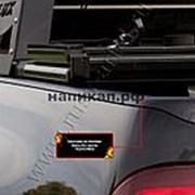 Накладки на боковые борта без скотча Toyota Hilux 2015- фото