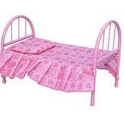 no-name Кровать для куклы 46*25*32 см 9342 фото