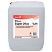 Высокоэффективное кислотное моющее средство для удаления известкового налёта Super Dilac VA4, арт 70003801 фото