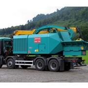 Дробилка древесных отходов HEM 700, Jenz Германия фото