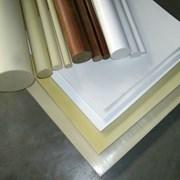 Капролон лист (пластина) 75 мм фото