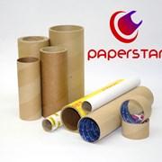 Бумажная бобина,цилиндр,втулка,тубс,гильзы,шпуля фото