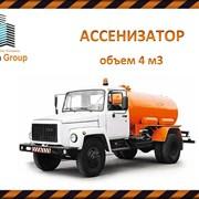 Ассенизаторская машина услуги (ГАЗ 3304ВР) Ульянов фото