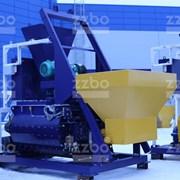 Двухвальный бетоносмеситель БП-2Г-2250с фото