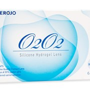 Линзы INTEROJO O2O2 сила от -12,00 до +8,00 фото