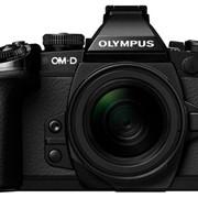 Фотоаппарат Olympus E-M1 1240Kit black/black фото