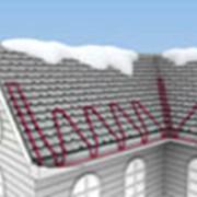 Антиобледенители крыш, водостоков. фото
