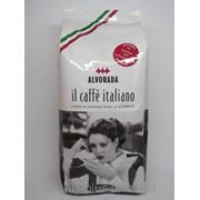 Alvorada il caffe italiano кофе в зернах, 1кг фото