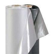 Пленка полиэтиленовая вторичная 100мк х100м х1,5м (рукав) фото