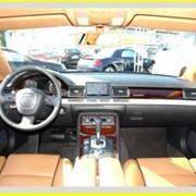 Прокат, аренда автомобиля Audi S8 Long фото