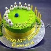 Торт тематический №0010 код товара: 3-0010 фото
