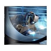 Ремонт металлоконструкций с применением сварки фото