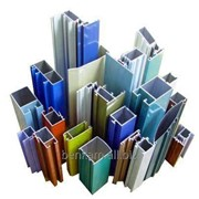Порошковая покраска алюминиевого профиля фото