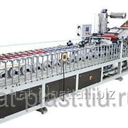 Машина для ламинации профильных изделий на клеевой основе EVA,PO VE 350 фото