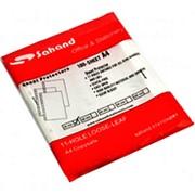Папка 802680 Sahand 04714 C вкладыш ФАЙЛ прозрачные пластик 30 мкр А4 перфорация универсальные ( уп.100 шт.) фото