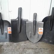 Лопаты из рельсовой стали фото