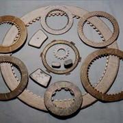 Диски фрикционные под заказ любой конфигурации и сложности. фото