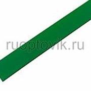 19. 0 / 9. 5 мм 1м термоусадка зеленая REXANT фото