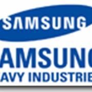 Запчасти на погрузчик Samsung фото
