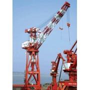 Портовые краны грузоподъемность 50 - 600т фото