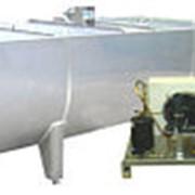 Ванна охлаждения (для молока) ИПКС-024-2000(Н), хладопроизводительностью 12 кВт фото
