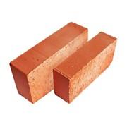 Кирпич строительный полнотелый фото