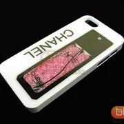 Накладка iPhone 5S CHANEL (духи со стразами) №17 73078p фото