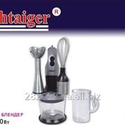 Блендер погружной 300вт 4в1 Schtaiger SHG-743 фото