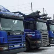 Стоянка для грузовых автомобилей фото