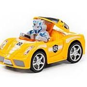 Полесье Робот Воин ДЕФОРМ №1, автомобиль инерционный (со светом и звуком) (в коробке) (П-79008) фото