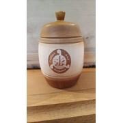 Мёд в шкатулке набор с ложкой фото