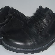 Ботинки мужские солдат фото