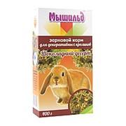 Корм Мышильд для кроликов Шоколадный десерт 400гр фото