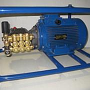 Профессиональный аппарат высокого давления (автомойка) 3WZ-1814C1 фото