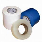 Липкая лента защитный термоусадочная белая 7 5 см*54 9 м. 229 микрон фото