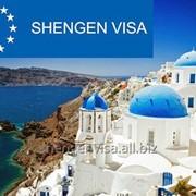 Визы в Грецию в чистый и въезженный паспорт фото
