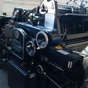 Оборудование для нанесения фольги Heidelberg KS (38X52) фото