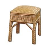 Кресла плетеные с тентом фото