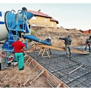 Продажа бетона на гравии. Минск фото